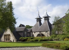 Malt whisky trail near Dunedin self catering cottage home Elgin Morayshire